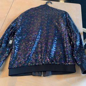 IWC Sequin Jacket Large